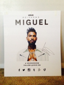Miguel poster