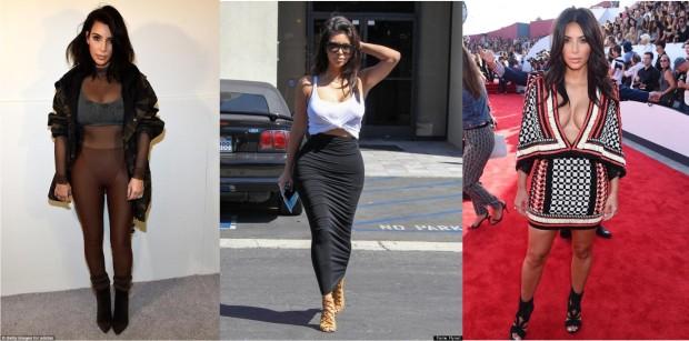 Kim Outfits 1