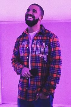 drake october flannel