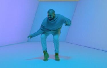 Drake turtleneck